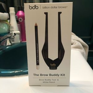 NIB BILLION DOLLAR BROWS KIT